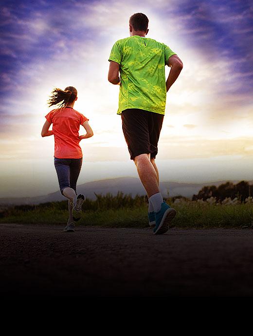 footpower running